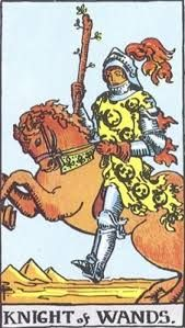 rycerz kijów tarot