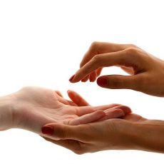 Wróżenie z ręki